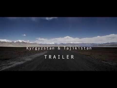 Kyrgyzstan and Tajikistan MOTO-TRIP Film Trailer