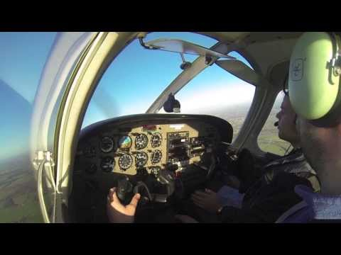 Durham Tees Flight Training: EASA PPL Ex 7 & 8 Climbing & Descending PA28 Warrior