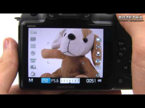 Фотоаппарат Samsung NX11