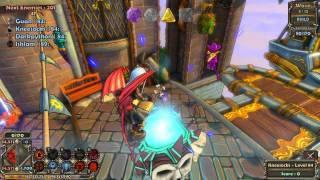 Dungeon Defenders Live Stream 08/04/12 - VOD