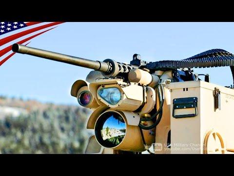 機関銃・グレネードランチャーを遠隔操作射撃! M153 CROWS II (遠隔操作式の無人銃架)