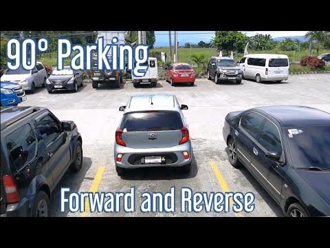 HOW TO PARK A CAR. PAANO MAG PARK NG SASAKYAN
