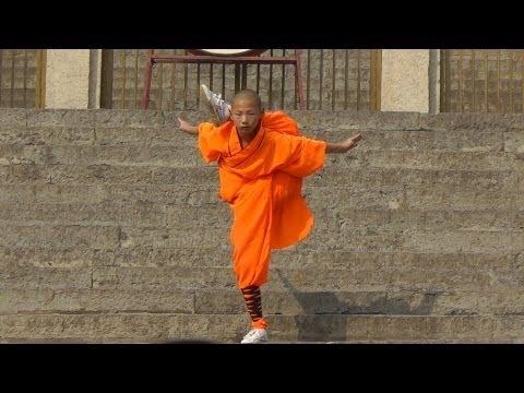 Chiny - Klasztor Shaolin
