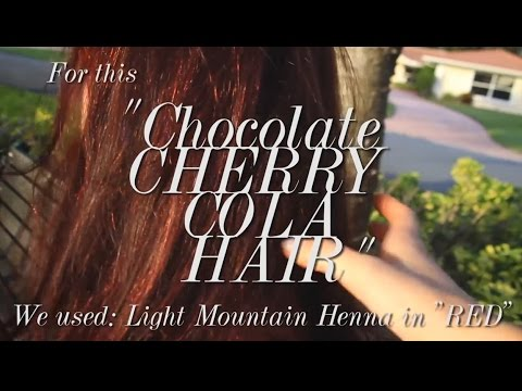 rainbow lush reviews lighting color mountain light henna watch hqdefault hair