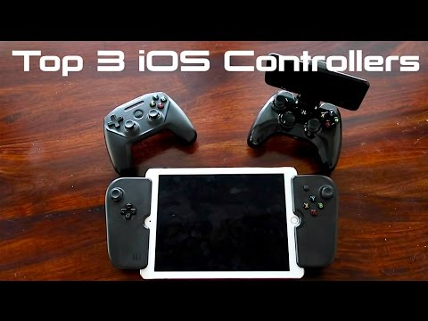 Top 3 IOS Game Controllers