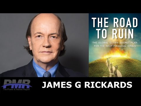 [79] James Rickards | We Are Guinea Pigs In a PhD Experiment