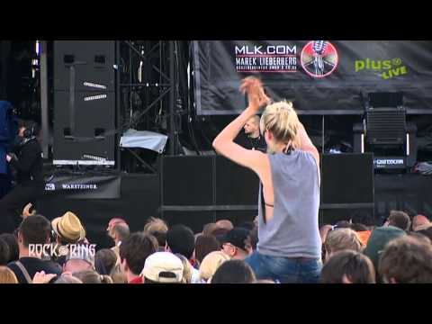 The Ting Ting´s live @ Rock am Ring ´12 (Full Concert)