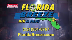 Emergency 24/7 Night AC Service Melbourne FL | Florida Breeze Air & Heat