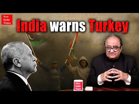 India warns Turkey. After fanning Civil War in Libya, Erdogan turns to Jammu & Kashmir