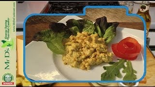 Coronation Chicken Recipe By Mr D