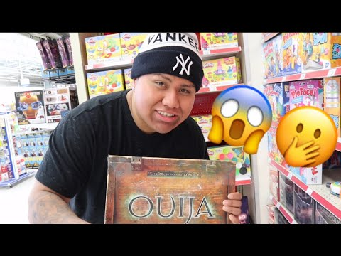 We Found The OUIJA Board At Toys R Us!