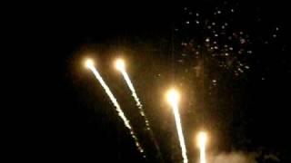 "Jack's ""backyard"" Firework Show-part 1"