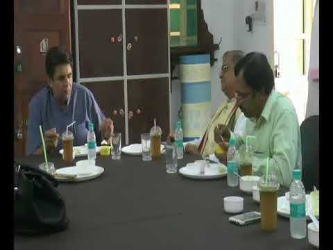 NAAC Team Visit Video of Sanskrit College Raipur Chhattisgarh