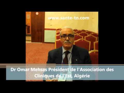 Dr Omar Mehsas, Développement du groupe Amen Santé en Algérie Tunisia Medical Tourism 28 mars 2014