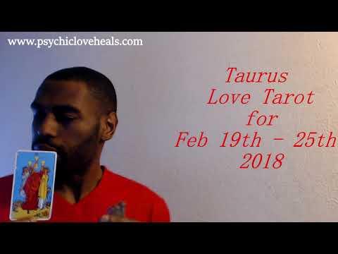 "TAURUS ""BEARING WITH THE TRUTH"" LOVE TAROT FEB 19TH – 25TH 2018"