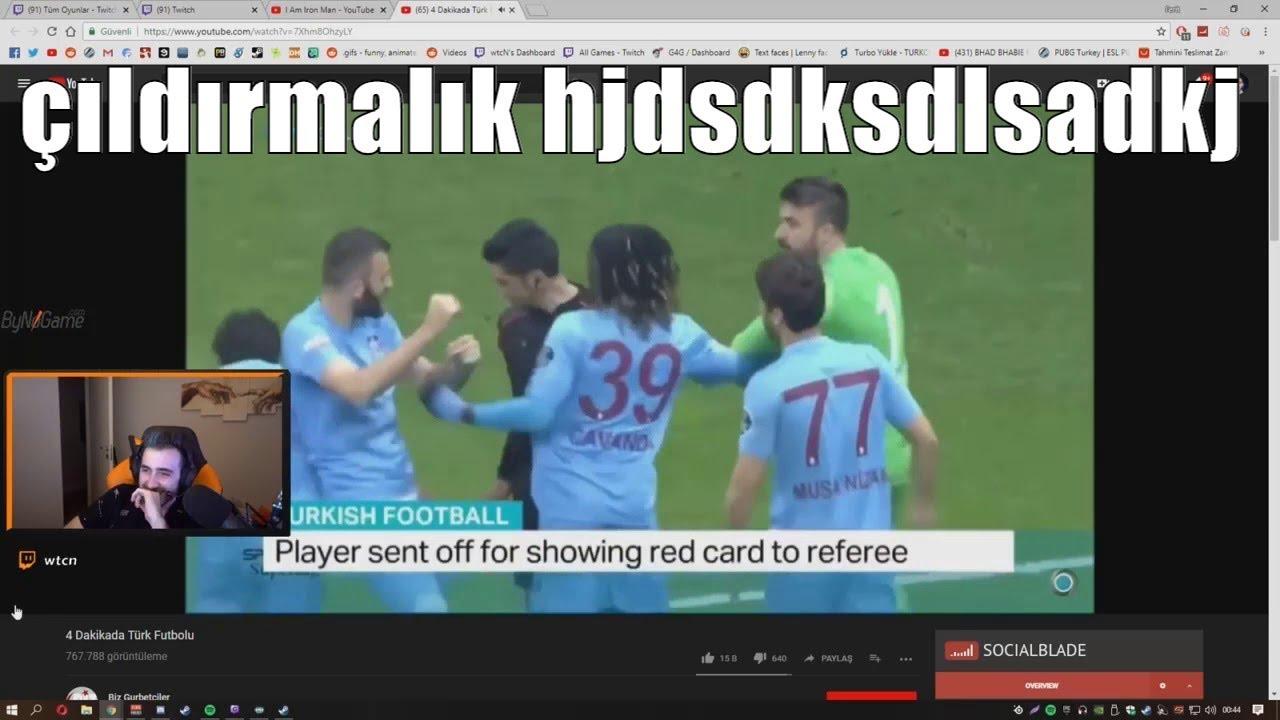 wtcN - 4 Dakikada Türk Futbolu İzliyor