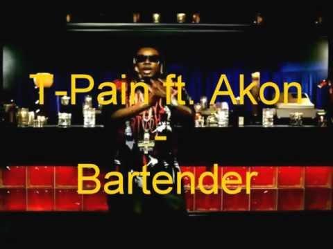 TPain ft Akon  Bartender  original