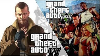 Gta 4 & Gta 5 | Is It Possible To Available On Android in 2018 ?