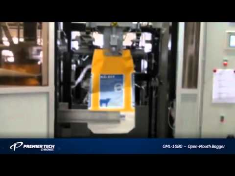 Open-Mouth Bagging Machine (OML-1080 Series)