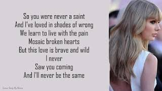Taylor Swift - State of Grace | Lyrics Songs
