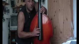 Boogie Woogie Country Girl - Dave playing along on bass