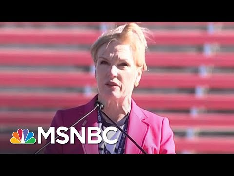 Cecile Richards: Women's Marches Encourage Women To Vote, Run | The Last Word | MSNBC
