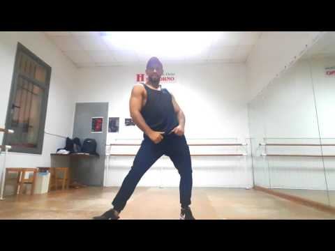 HULA HOOP - Daddy Yankee   Coreografía   Ender Bonilla