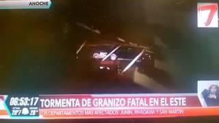 negro de whatsapp en canal 7 Mendoza