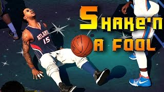 NBA 2K15 Top 5 Shake'N A Fool Plays of the Week #4