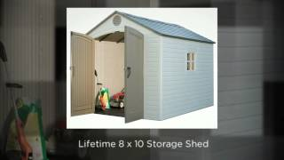 Garden Sheds South Gate Ca 90280 | 877-689-0730 Call Now! | Storage Sheds Outlet