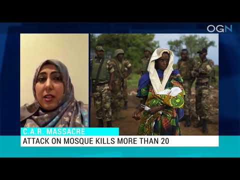 Muslims Massacred in Central African Republic