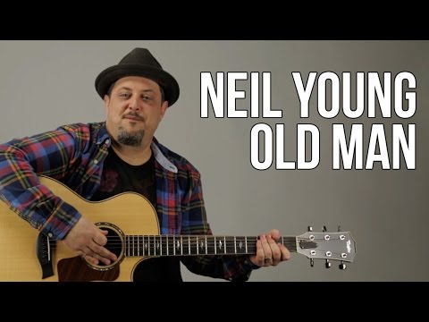 Old Man Guitar Lesson