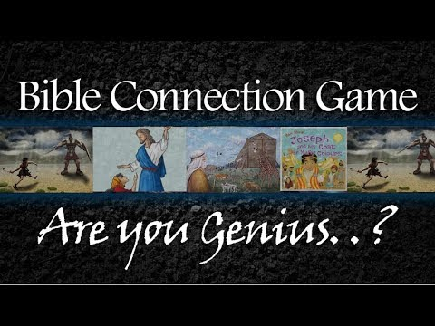 Make A Connection   Bible Game By Joy Christians