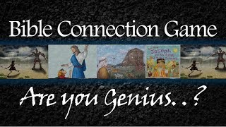 Make a Connection | Bible Game by Joy Christians