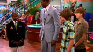 Dwight Howard, Kevin Love, and Deron Williams Guest Star on The Suite Life On Deck -- Disney Channel
