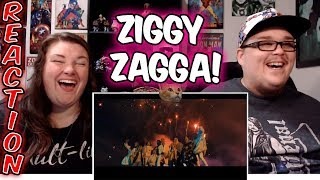 Gen Halilintar - Ziggy Zagga  Music Video  | 11 Kids + Parents Reaction!! 🔥