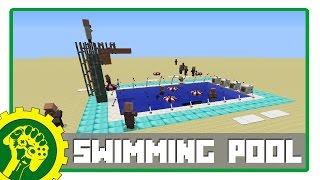 Download Video Minecraft Tutorial - Membuat Kolam Renang Modern | Swimming Pool MP3 3GP MP4