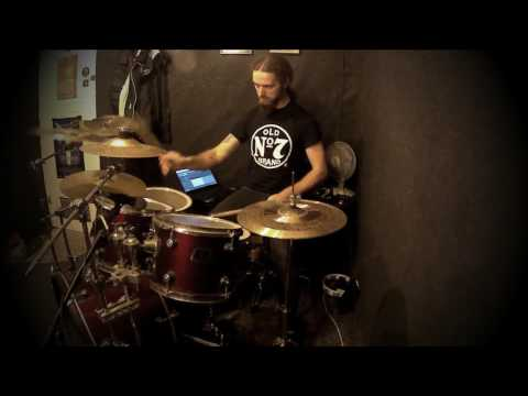 Carcass - Black Star - Drum Cover
