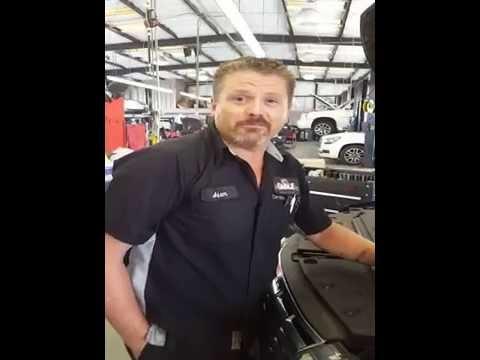 Meet Service Technician Adam Boyer at Eagle Buick GMC
