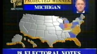 1992 Election coverage Part 4