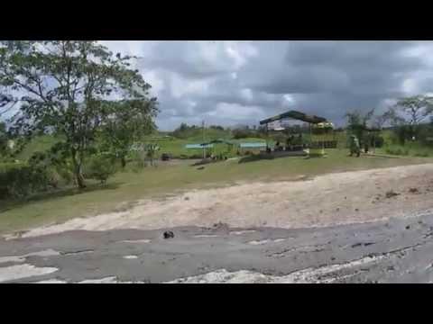 Mud volcano, Barrackpore ,Trinidad and tobago