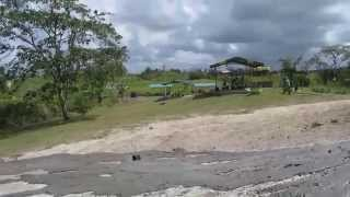 Mud volcano, Barrackpore ,Trinidad and tobago