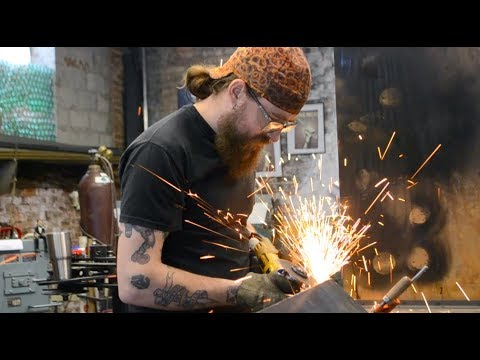 Behind The Scenes | Chicagoland Metal Fabrication Shop