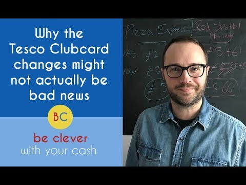 Why The Tesco Clubcard Cuts Might Not Actually Be That Bad