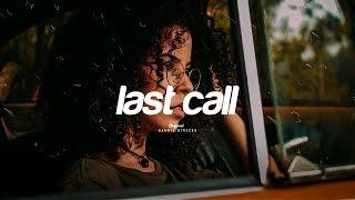 Last Call Trapsoul x Bryson Tiller Instrumental Prod. dannyebtracks.mp3