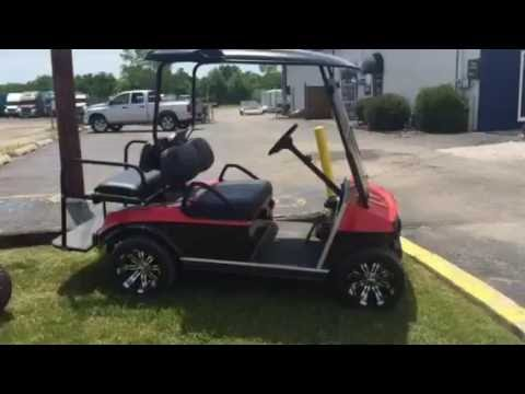 Wild Bill's RV & Outdoor Center custom gas golf cart $4995.00!