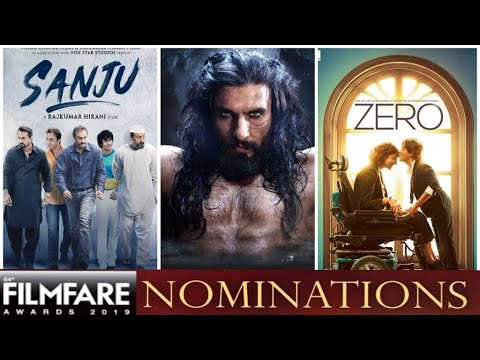 64th Filmfare Awards Nominations are Out 2019 Mp3
