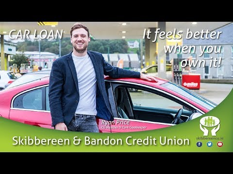 Car Loan from Skibbereen & Bandon Credit Union -  It feels better when you own it!