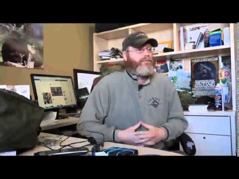 Bigfoot Believer On Quest For a Sasquatch Body. Todd Standing interview 2014