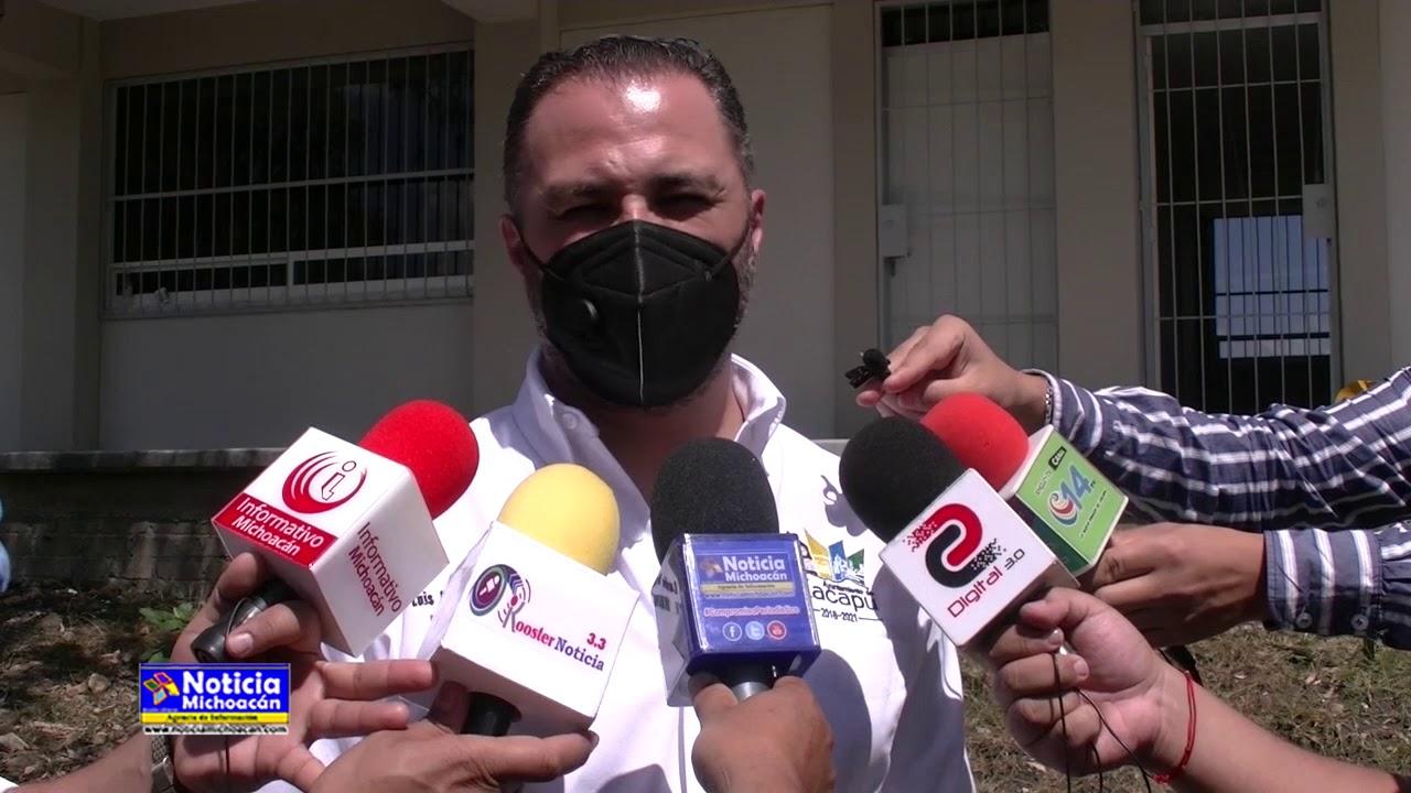 Hemos contribuido para que la UBBJ permanezca en Zacapu: Luis Felipe León Balbanera